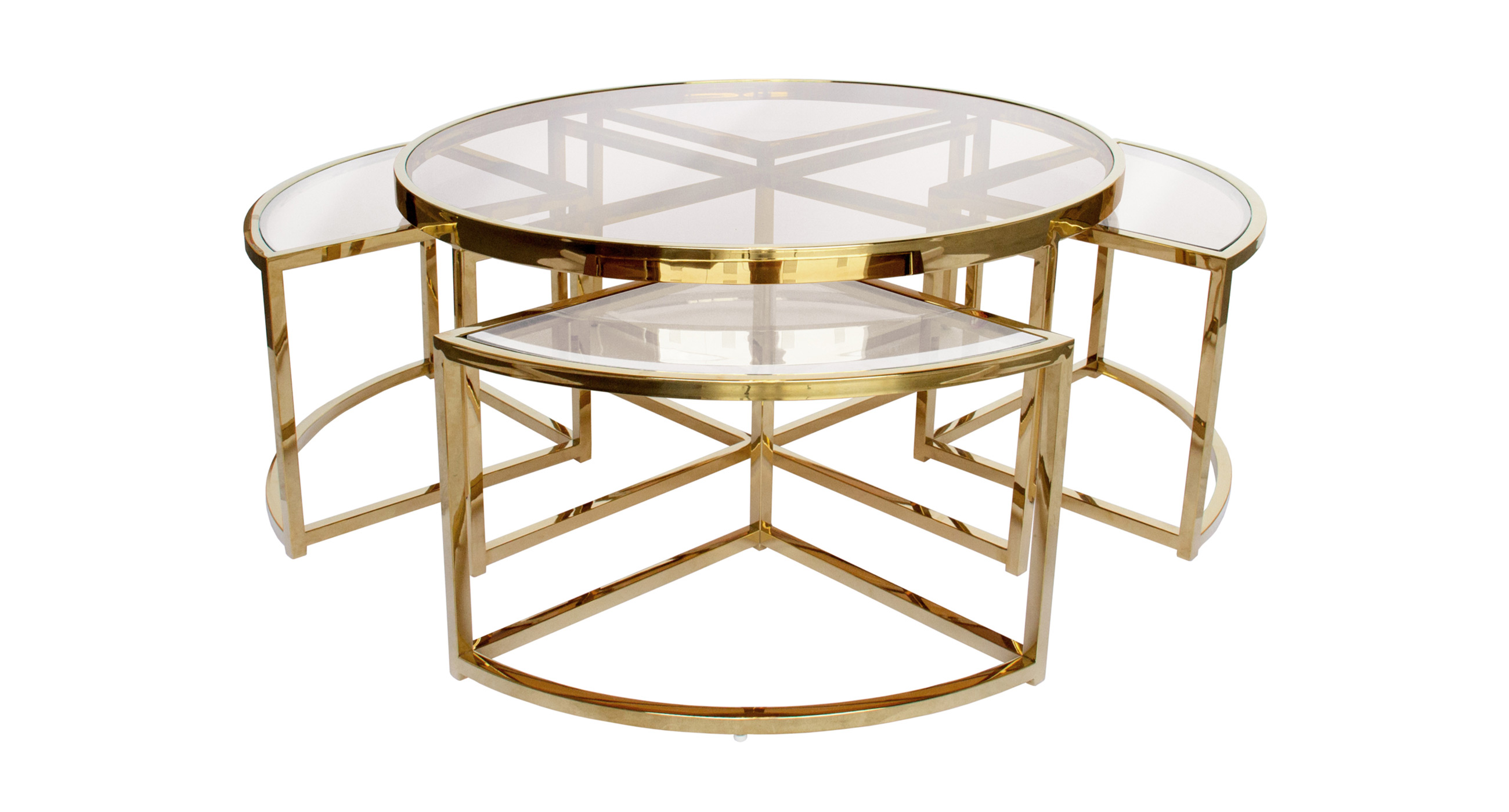 Messina Nesting Coffee Table
