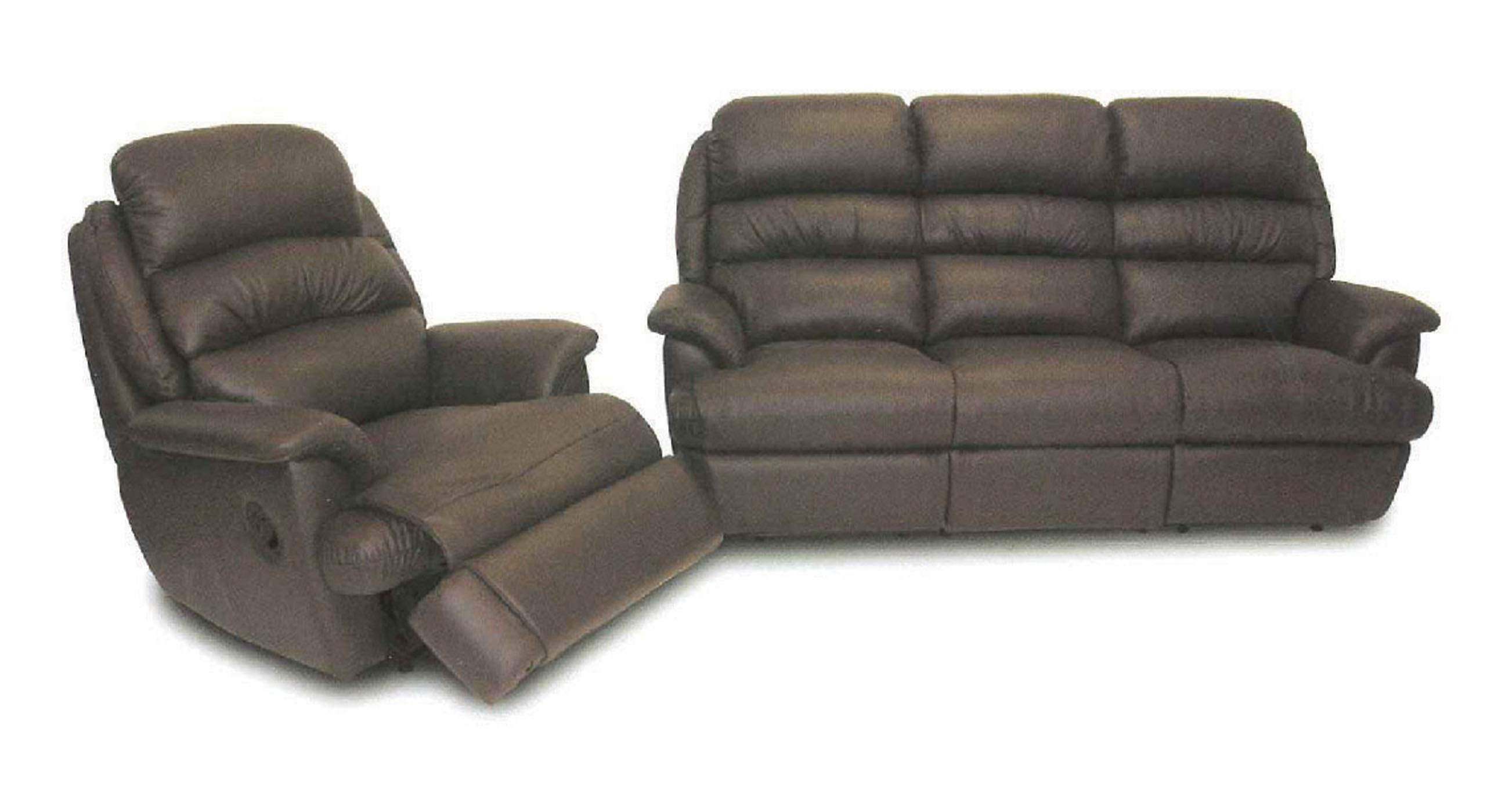 Clayton Reclining Sofa and Chairs