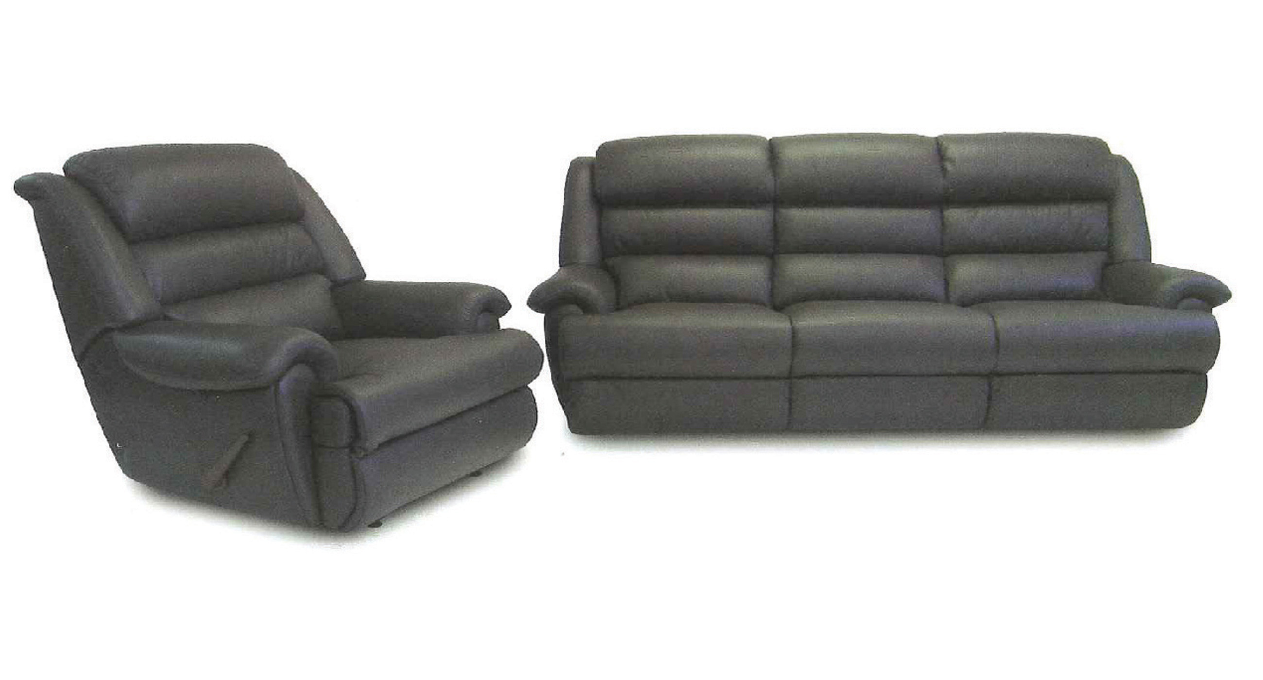 Conrad Reclining Sofa and Chairs