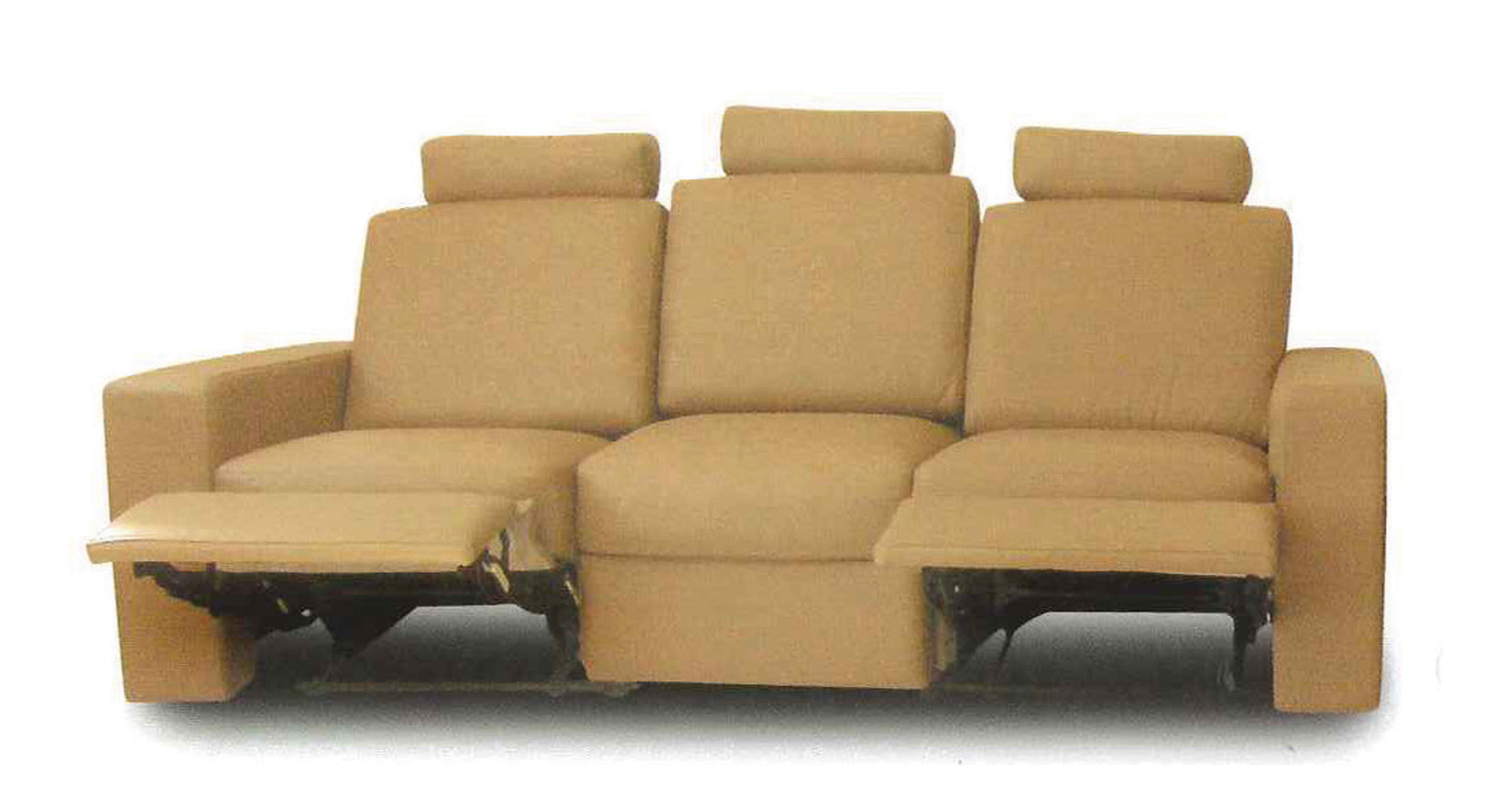 Lawson Reclining Sofa and Chairs