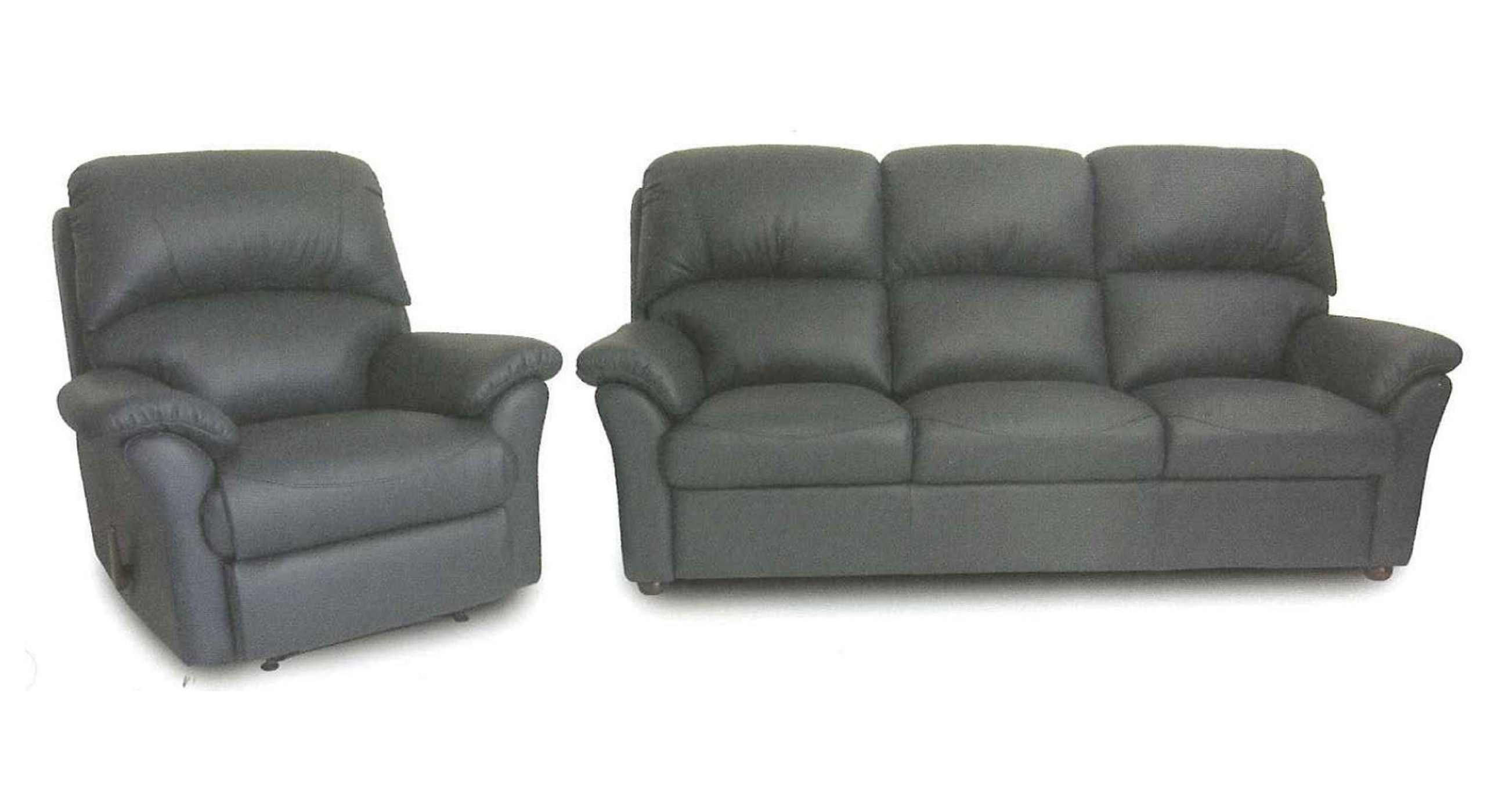 Wesley Reclining Sofa and Chairs